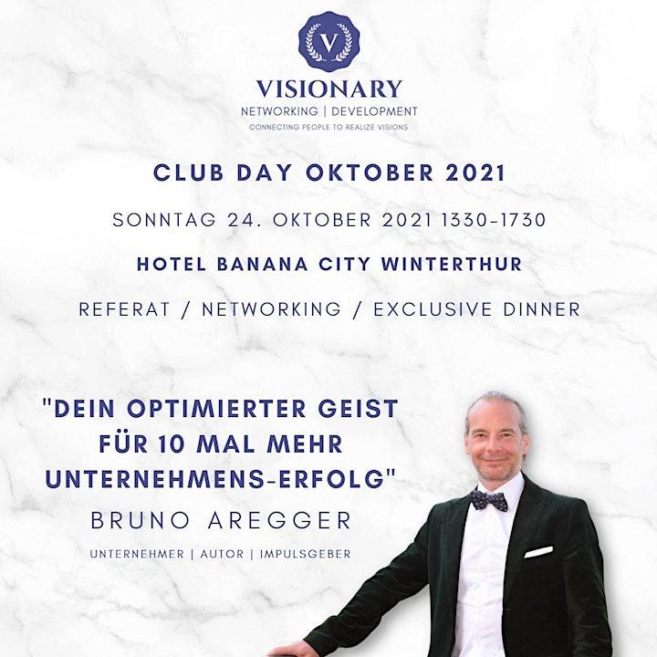 Visionary Club Day: Bild