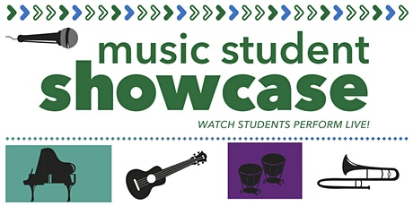 Music Student Showcase - Fall 2021 tickets