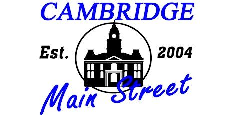 2021 Cambridge Christmas Parade Entry tickets