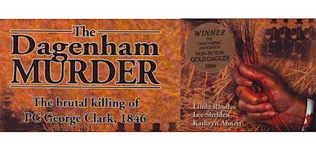 'The Dagenham Murder' - Walking tour tickets