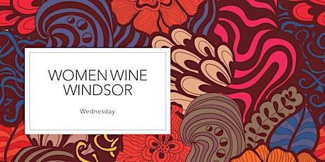 Women Wine Windsor Wednesday tickets