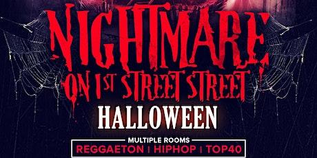 NIGHTMARE ON 1ST ST @FUZE DOWNTOWN SAN JOSE! | HIPHOP & REGGAETON 2 ROOMS tickets