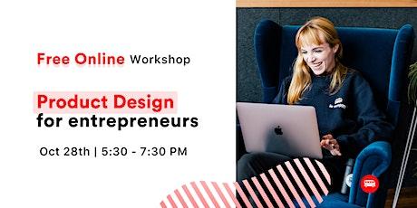 [FREE Workshop] Product Design Sprint tickets