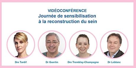 Journée de sensibilisation à la reconstruction du sein (BRA Day) billets
