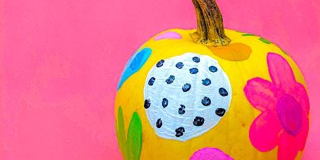 Ponno Pumpkin Painting Workshop tickets