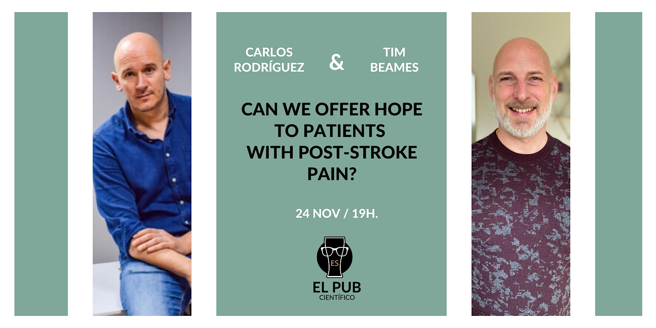 Can we offer hope to patients with post-stroke pain?