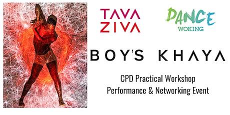 Tavaziva CPD Workshop, Networking & Performance tickets