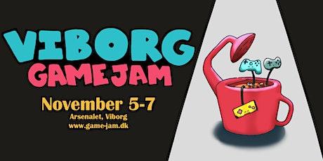 Viborg Game Jam 2021 tickets