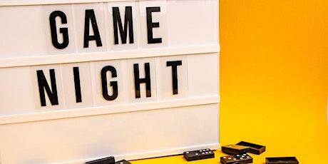 Games Night at Teviot tickets