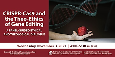 CRISPR-Cas9 and the Theo-Ethics of Gene Editing tickets