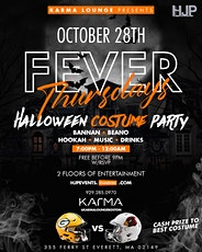 Fever Thursdays Halloween Costume Party tickets