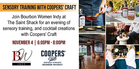 Train Your Senses with Coopers' Craft tickets