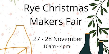Christmas Makers Fair tickets