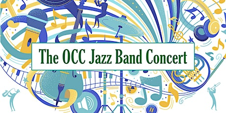 The OCC Jazz Band Concert tickets