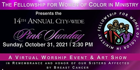 14th Annual Pink Sunday Citywide Event tickets