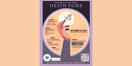 DEATH FAIRE 2021 tickets