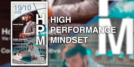 HPM - Il lavoro nei nostri prossimi 20 anni biglietti