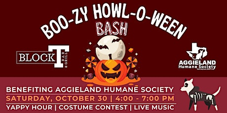 Boo-zy Howl-o-ween Bash tickets