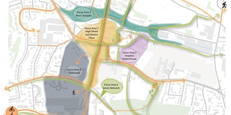 Shepton Mallet Town Centre Masterplan: Business Consultation tickets