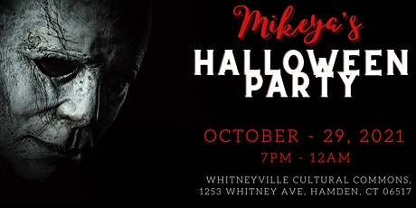 Mikeya's Halloween Party tickets