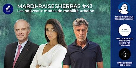 MARDI-RAISESHERPAS #43 : Les nouveaux modes de mobilité urbaine billets
