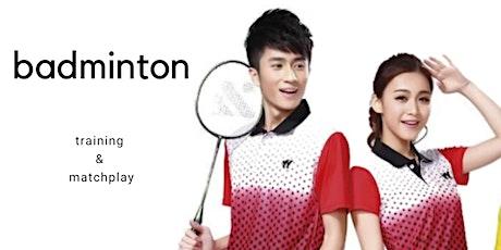 Badminton Coaching : Monday Evening's tickets