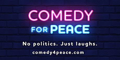Comedy For Peace-  Jewish-Muslim-Comedy tickets