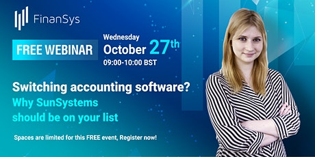 Switching accounting software? Why SunSystems should be on your list tickets