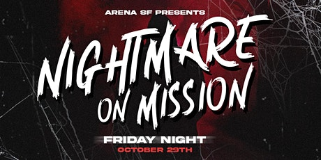 Nightmare on Mission: Hip Hop Halloween Party (21+) tickets