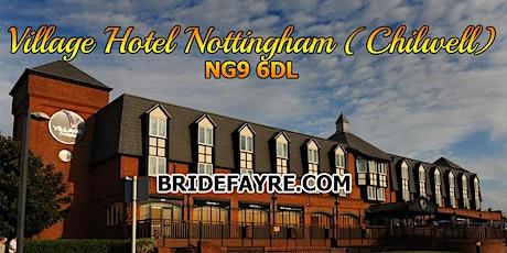 The Chilwell Village Hotel New Year Wedding Fayre tickets