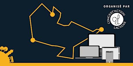 Webdiffusion - Assemblée citoyenne pour les élections municipales à Lachine billets