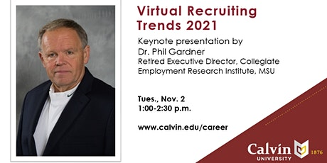 Recruiting Trends: College Recruiting and Employment in 2021 tickets