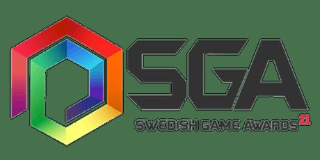 Swedish Game Awards 2021 tickets