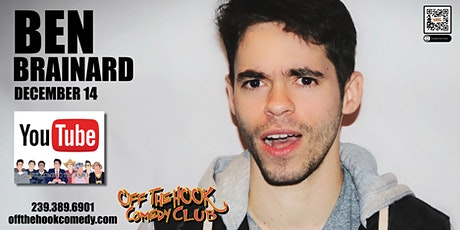 Comedian Ben Brainard Live in Naples, Florida! tickets