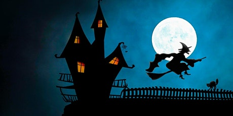 FREE Halloween Lantern Workshops//Gweithdai Lantern Calan Gaeaf (ages 7-11) tickets