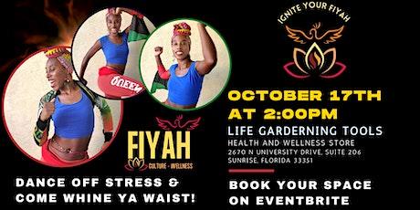 Ignite Your FIYAH w/ Phoenix | Self-Love and Wellness with a Diaspora Twist tickets