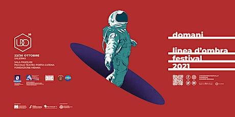 Linea d'Ombra Festival |MEDIA EDUCATION FACTORY| UNA BANCA DI RACCONTI tickets