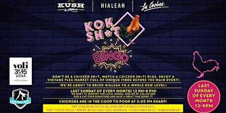 Chicken Poop Bingo at La Cocina Hialeah tickets