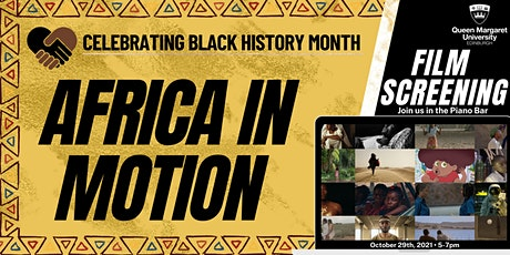 Africa in Motion film screening at QMU tickets