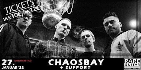 Chaosbay Tickets