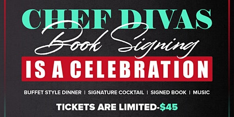 Book signing Celebration tickets