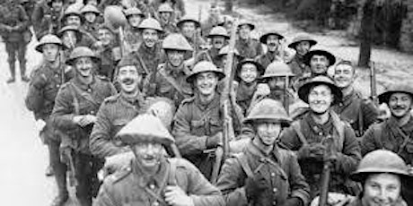 THE FIRST WORLD WAR and THE CITY tickets