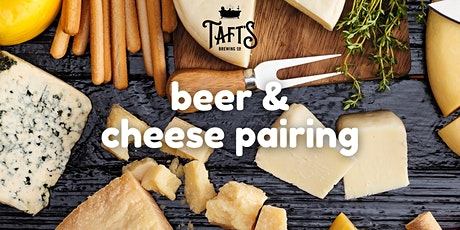 Beer and Cheese Pairing tickets