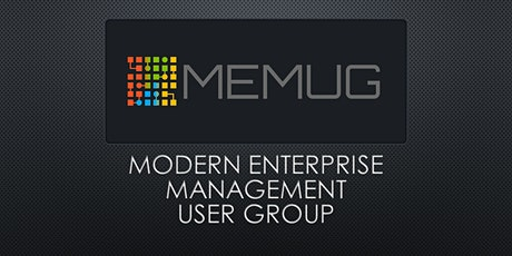 MEMUG October 2021 - Windows 11 Roundtable tickets