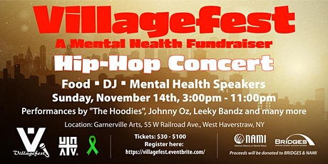 VillageFest 2021 - A Mental Health Fundraiser tickets