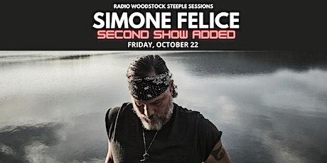 Radio Woodstock  Steeple Sessions: SIMONE FELICE (SECOND SHOW) tickets
