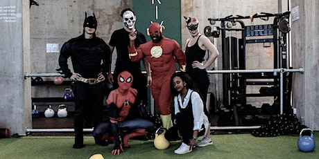 HALLOWEEN with Outrivals Gym - For adults and kids tickets