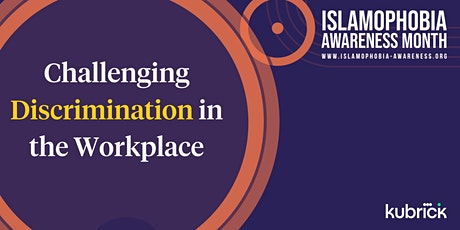 Challenging Discrimination in the Workplace tickets