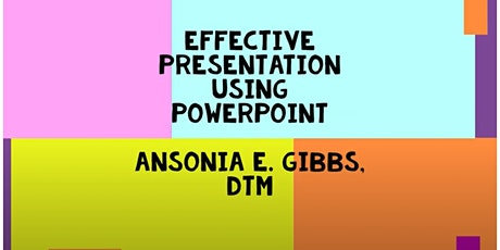 Powerful Presentations using PowerPoint Tools tickets