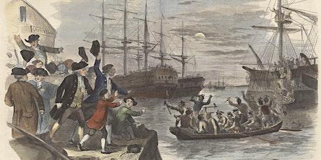 Boston Tea Party tickets